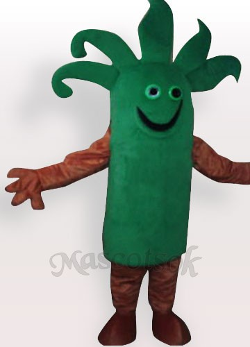 Monster Vegetable Adult Mascot Costume