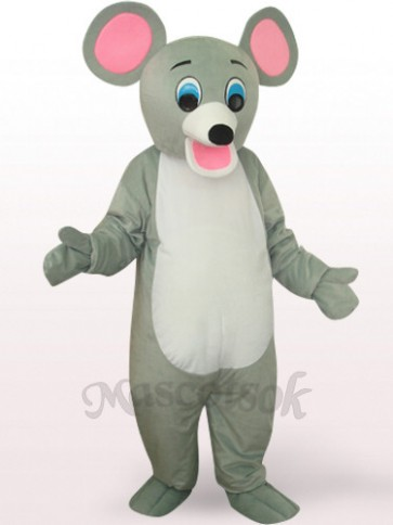 Mouse Adult Plush Mascot Costume