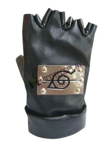 Naruto Ninja Hidden Leaf Village Gloves