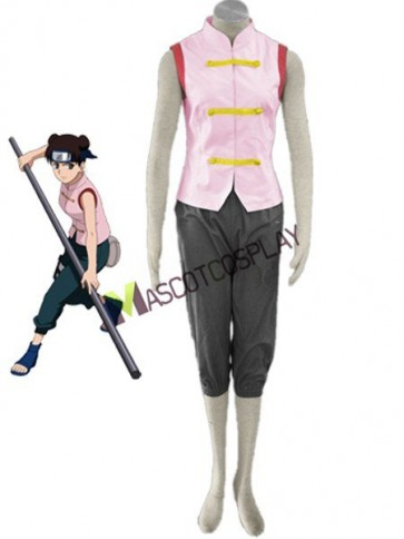 Naruto Tenten 1th Cosplay Costume