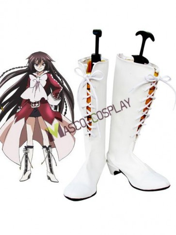 Pandora Hearts Alice Imitated Leather Rubber Cosplay Shoes