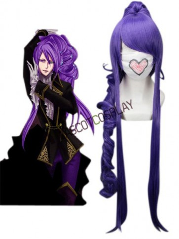VOCALOID-Gakupo Nylon Cosplay Wig