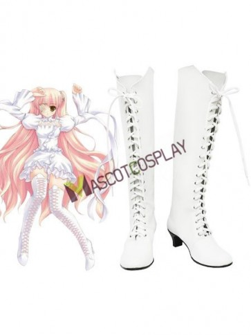 Rozen Maiden Imitated Leather Rubber Cosplay Shoes