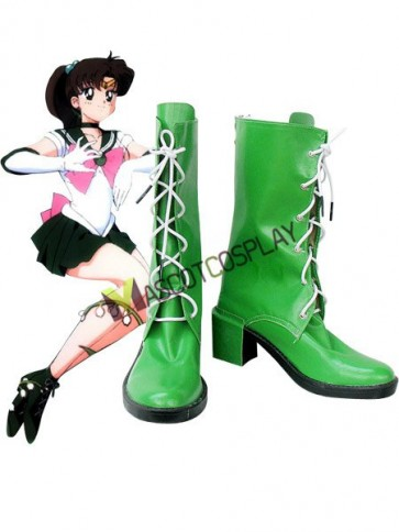 Sailor Moon Imitated Leather Cosplay Shoes
