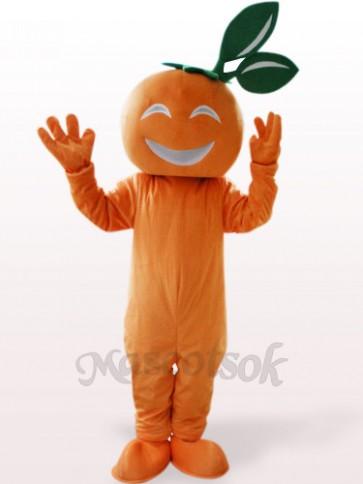 Smiling Navel Orange Plush Mascot Costume
