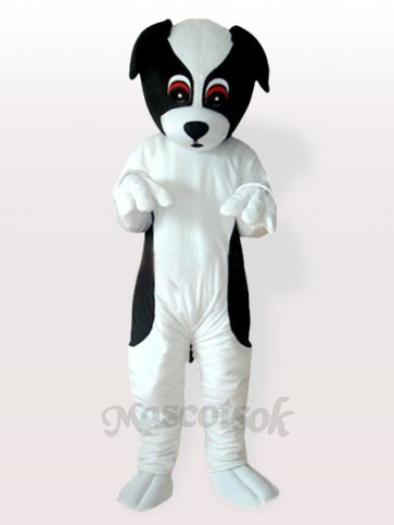 The Hunting Terrier Dog Adult Mascot Costume