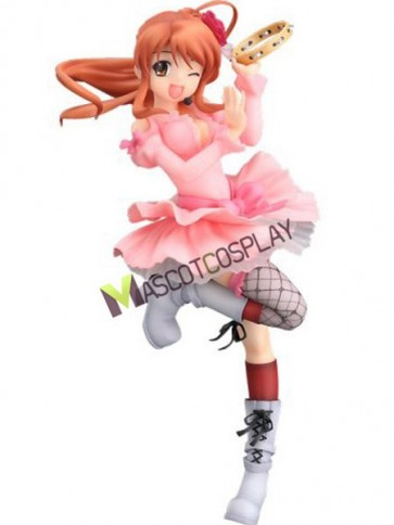 The Vocal Concert Of Haruhi Suzumiya Mikuru Asahina Cosplay Costume