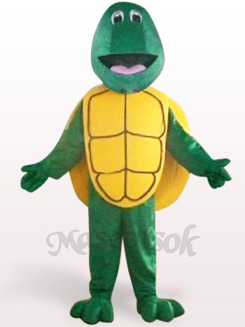 Tortoise Plush Adult Mascot Costume