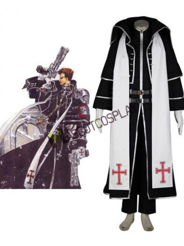 Trinity Blood Tres Iqus 65% Cotton 35% Polyester Cosplay Costume
