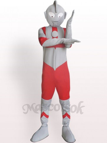 Ultraman Plush Adult Mascot Costume