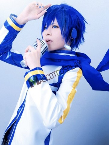 VOCALOID Kaito Cosplay Costume
