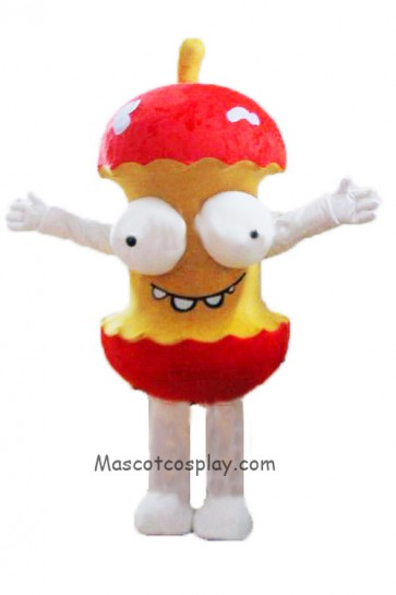 Rotten Apple Moth Mascot Costume