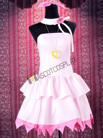 Lovely Macross Frontier Ranka Lee Cosplay Costume