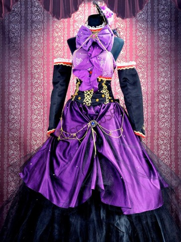 Fantastic VOCALOID Luka Cosplay Costume