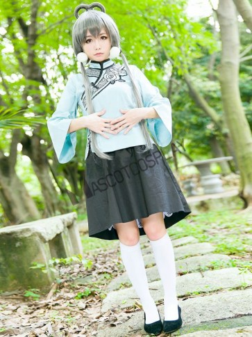 Attractive and Beautiful VOCATION Cosplay Costume