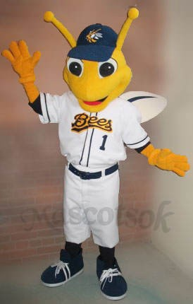 Buzz The Bee Mascot Costumes