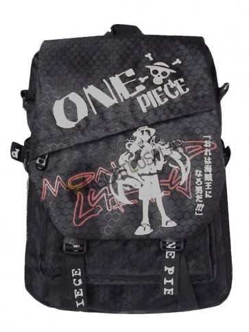 Black Fabulous One Piece Anime Bag