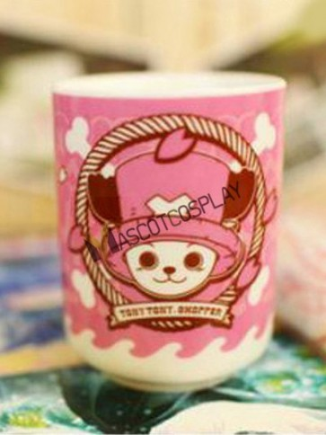 One Piece Chopper Anime Ceramic Cup