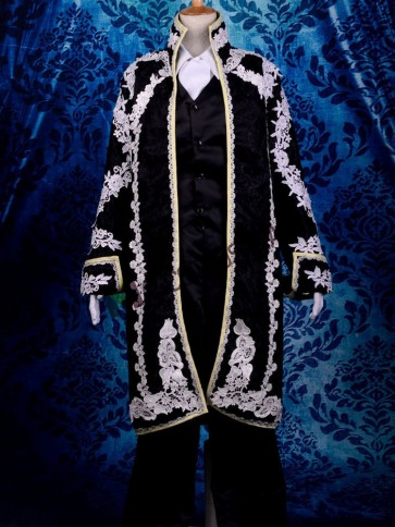 Cool VOCALOID Kaito Cosplay Costume