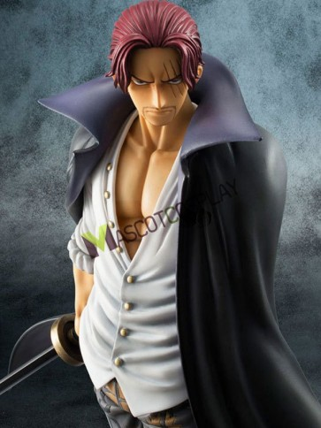 POP One Piece Shanks Anime Action Figure