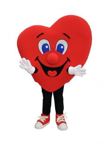 Happy Heart Olympus Mascot Costume
