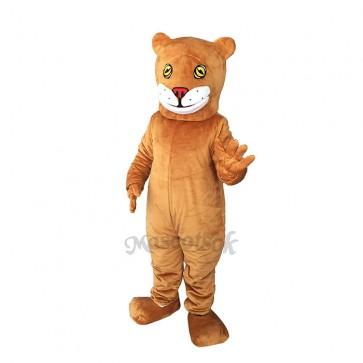 New Lovely Lion Cub Mascot Costume