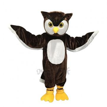 New Lovely Owl Costume Mascot