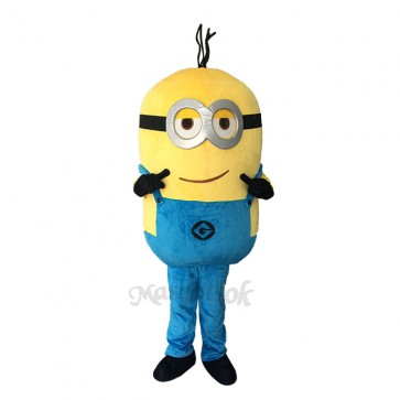 Despicable Me Chuckling Minions Mascot Costume Custom Cosplay