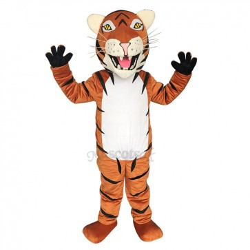 New Strong Siberian Tiger Costume Mascot