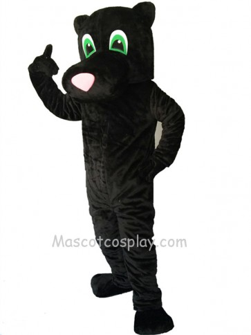 New Cartoon Black Panther Mascot Costume