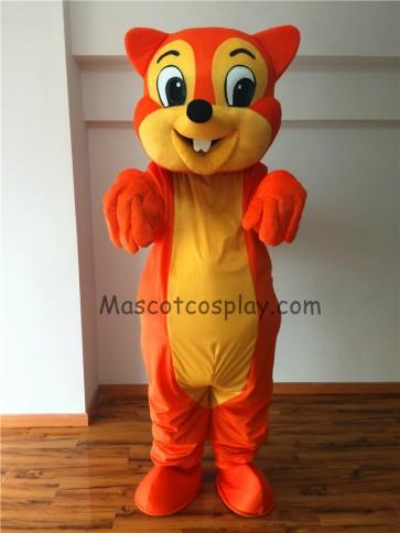 Cute New Funny Squirrel Mascot Costume