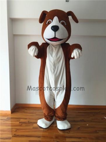 Cute Beagle Dog Mascot Costume