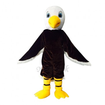 New Lovely Bald Eagle Mascot Costume