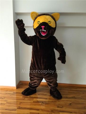 Cute New Wolverine Mascot Costume