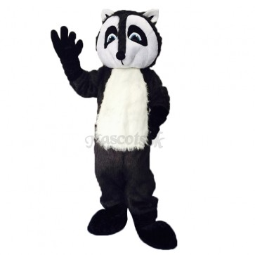 New Black Ricky Raccoon Costume Mascot