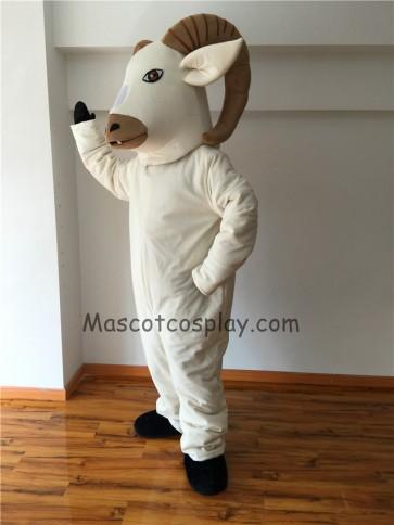 Cute New Ram Mascot Costume