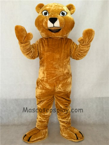 Female Lioness Lion Mascot Costume