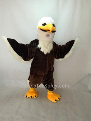 Fierce Regal Eagle Mascot Costume