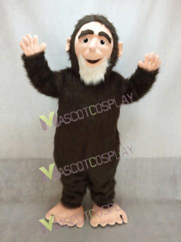 Sasquatch Bigfoot Plush Mascot Costume