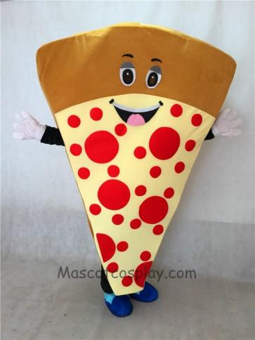 Pepperoni Pizza Mascot Costume