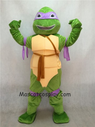 Hot Sale Purple Tmnt Teenage Mutant Ninja Turtle Donatello