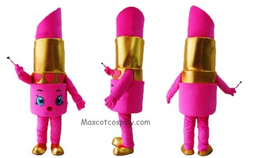 Shopkins Lippy Lips Lipstick Mascot Costume