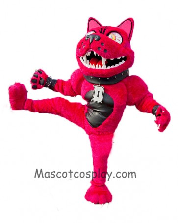 Red Dog the Festival Mascot Costume