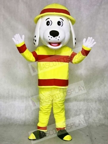 Sparky the Fire Dog Mascot Costumes Animal NFPA Suit