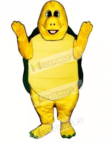 Terry Turtle Mascot Costume