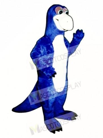 Darwin Dinosaur Mascot Costume