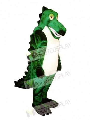 Sleepy Crocodile Mascot Costume