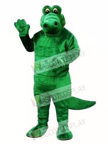 Albert Alligator Mascot Costume