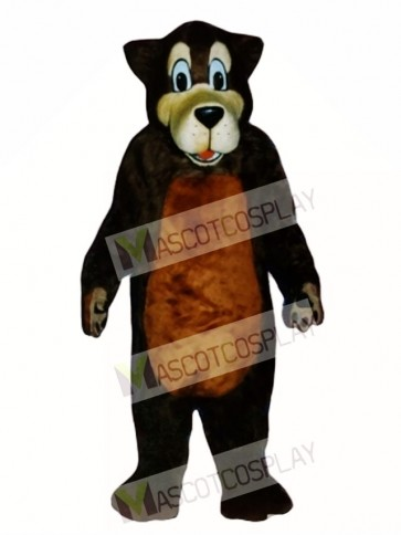 Cute Brother Bear Mascot Costume