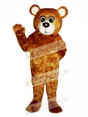 Kacey Bear Mascot Costume